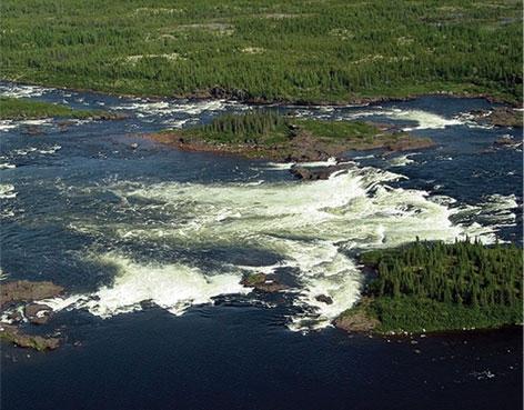 Rivière Caniapiscau